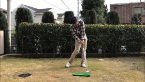 ゴルフスイング、インパクト