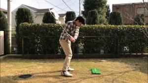 ゴルフスイング、ダウンスイング