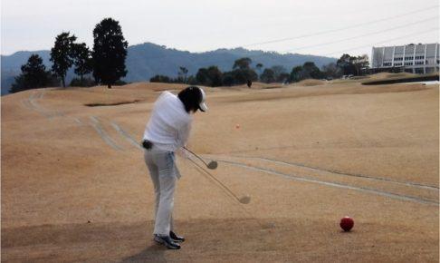 ゴルフ、オンプレーンスイング