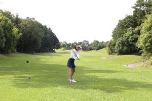 ゴルフ、ナイスショット