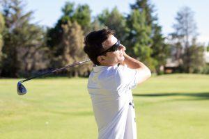 ゴルフ、グリップ