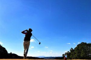 ゴルフ、練習、上達