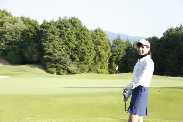 ゴルフ、飛距離