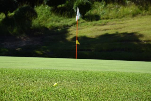 ゴルフ、アプローチショット