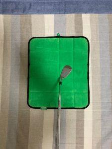ゴルフ、インパクト、オープン