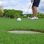ゴルフ、パター